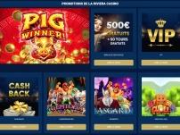 La Riviera casino avis : la revue complète de nos experts !