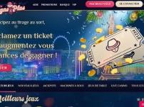 Vegasplus avis : le bonus de 750 euros est-il bien réel ?